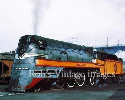 Milwaukee Road Hiawatha 151 Chippewa photo #3 Train Steam Locomotive CMSP