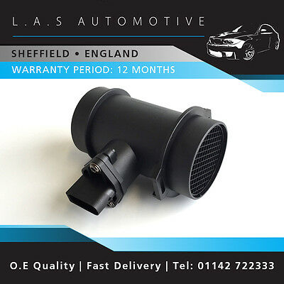 New BMW 316i 318i E46 3 SERIES 0280217124 Mass Air Flow Meter Sensor M43