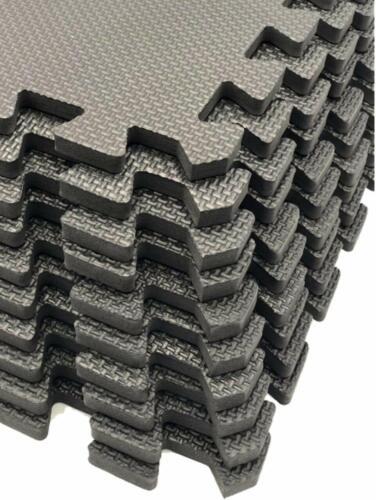 EVA Foam Kids Play Puzzle Mat//Interlocking Exercise Tiles Floor Mat Non-Toxic