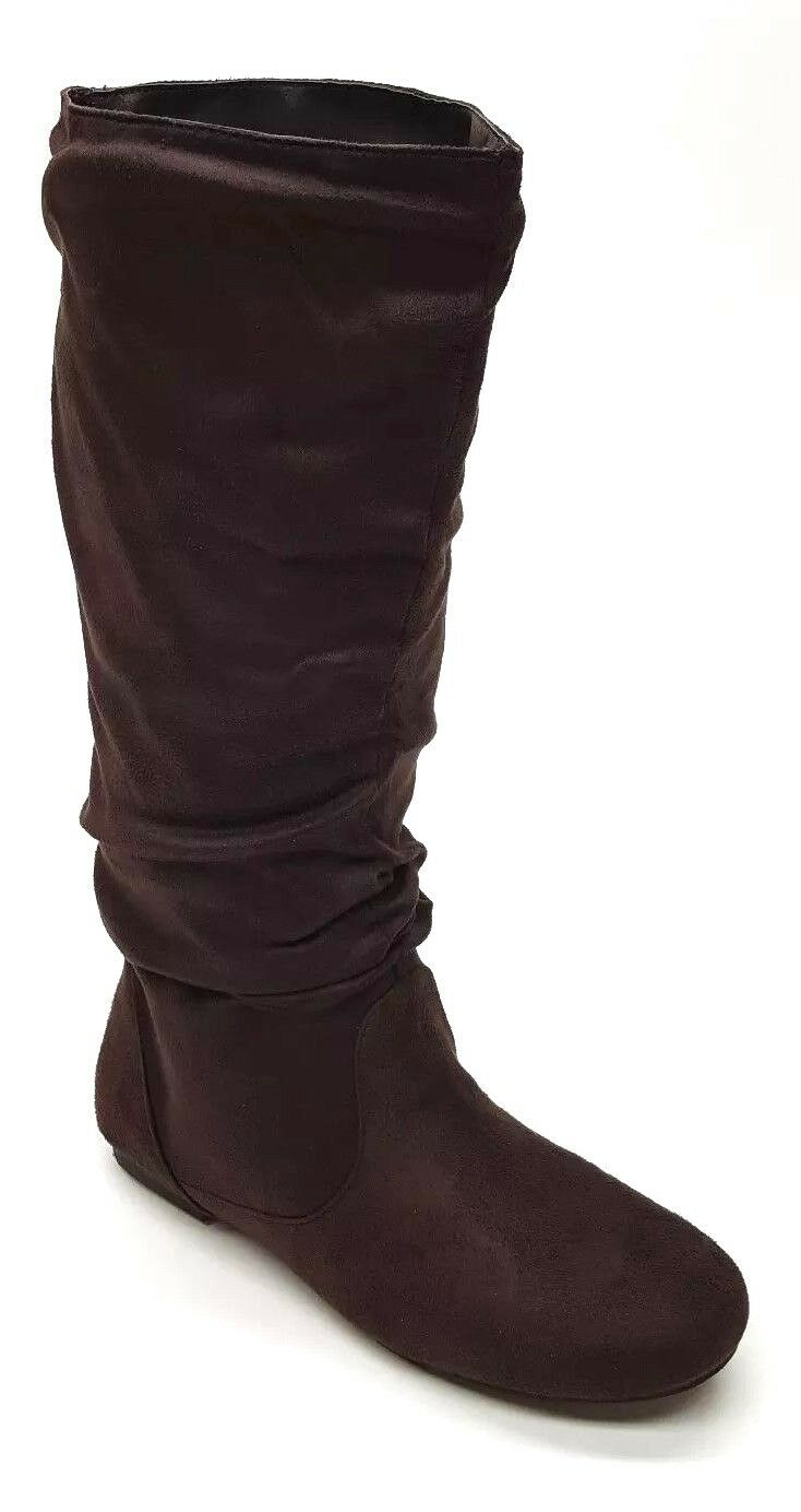 Women's Journee Collection Rebecca Boot Brown Size 8.5  NKHYO-743