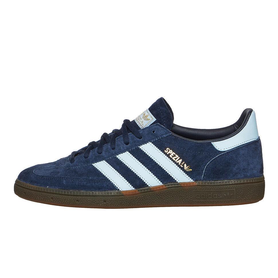 Adidas - Handball Spezial Collegiate Navy   Clear Sky   Gum 5 Sneaker BD7633