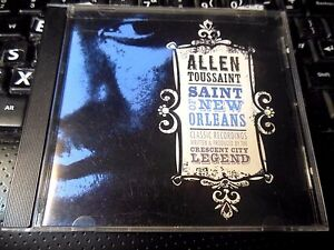 Saint-of-New-Orleans-by-Allen-Toussaint-CD-2009-Ernie-K-Doe-Curly-Moore