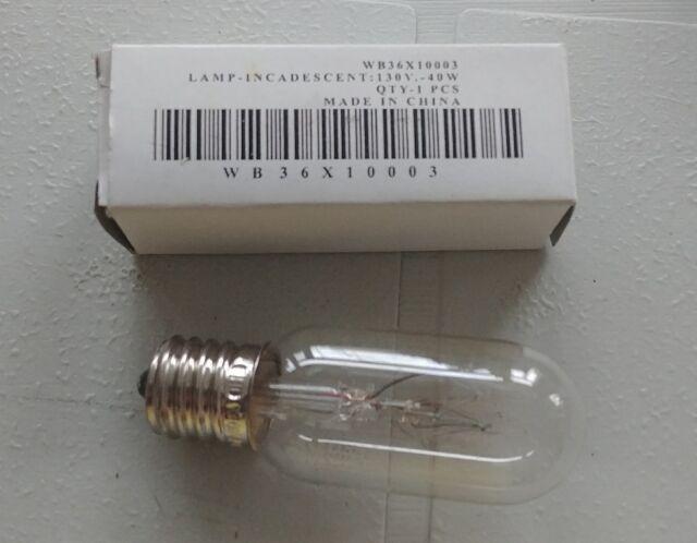 Microwave Oven Light Lamp Oven for GE WB36X10131 WB36X10303 LG MC156SJ LMC1541SB