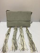 Señoras Gris Borla encanto Embrague Bolso Niñas Bolso Hobo Cross Body Bag ch2455