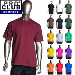 Big and Tall Graphic T Shirt Revolution Tee Mens Pro Club Short Sleeve Tee