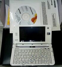 NEW SAGEM SPIGA NETBOOK ATOM CPU WINDOWS XP HOME WITH 3G MODEM