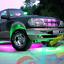 30cm-LED Strip Light for Car Caravan Boat SWB Van White Blue Red Green Amber 12V