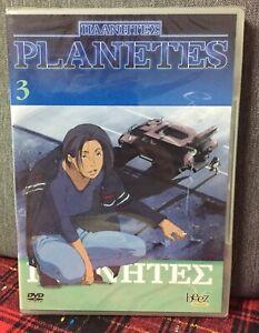 PLANETES-Vol-3-Eps-10-13-DVD-Nuovo-sigillato-Come-Da-Foto