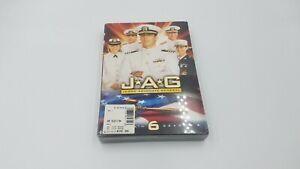 Jag-JAG-The-Sixth-Season-New-DVD-Full-Frame-Dolby-Slim-Pack-Sensormatic