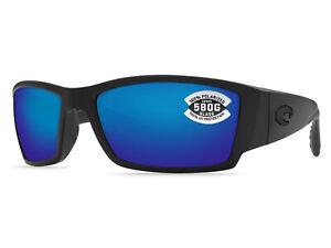 96a6d7a36d Costa Del Mar Corbina Blackout   Blue Mirror 580 Glass 580G - NEW