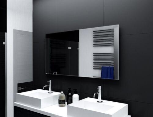 Miroir de salle avec éclairage LED salle de bain miroir salle de bains miroir miroir mural m139