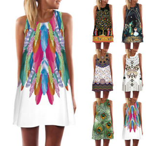 Women-Summer-Beach-Charm-Floral-Sleeveless-Party-Dress-Casual-Loose-Mini-Dresses