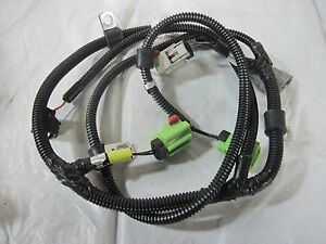 cummins qsk60 wiring harness 2001 cummins engine wiring harness 4969632 cummins wiring harness | ebay