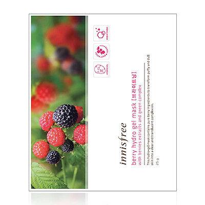 [INNISFREE]  Berry hydro gel mask 25g * 2pcs / korea cosmetics