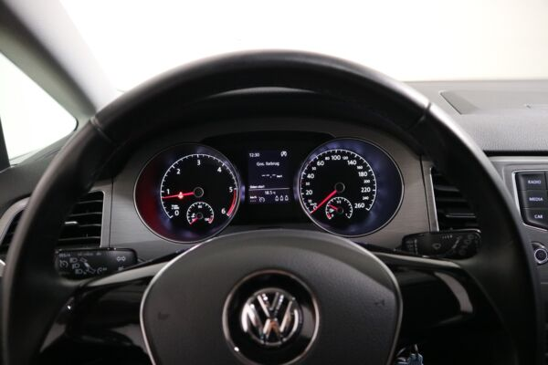 VW Golf Sportsvan 1,6 TDi 110 Comfortline BMT - billede 3