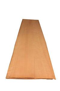 (EUR 13,30/m²)  3,61m² Furnier Birnbaum Nr.164 (1770x340x0,6mm 6 Blatt)