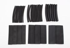 Rhino 37pcs Boxed Black Heat Shrinkable Sleeve Kit
