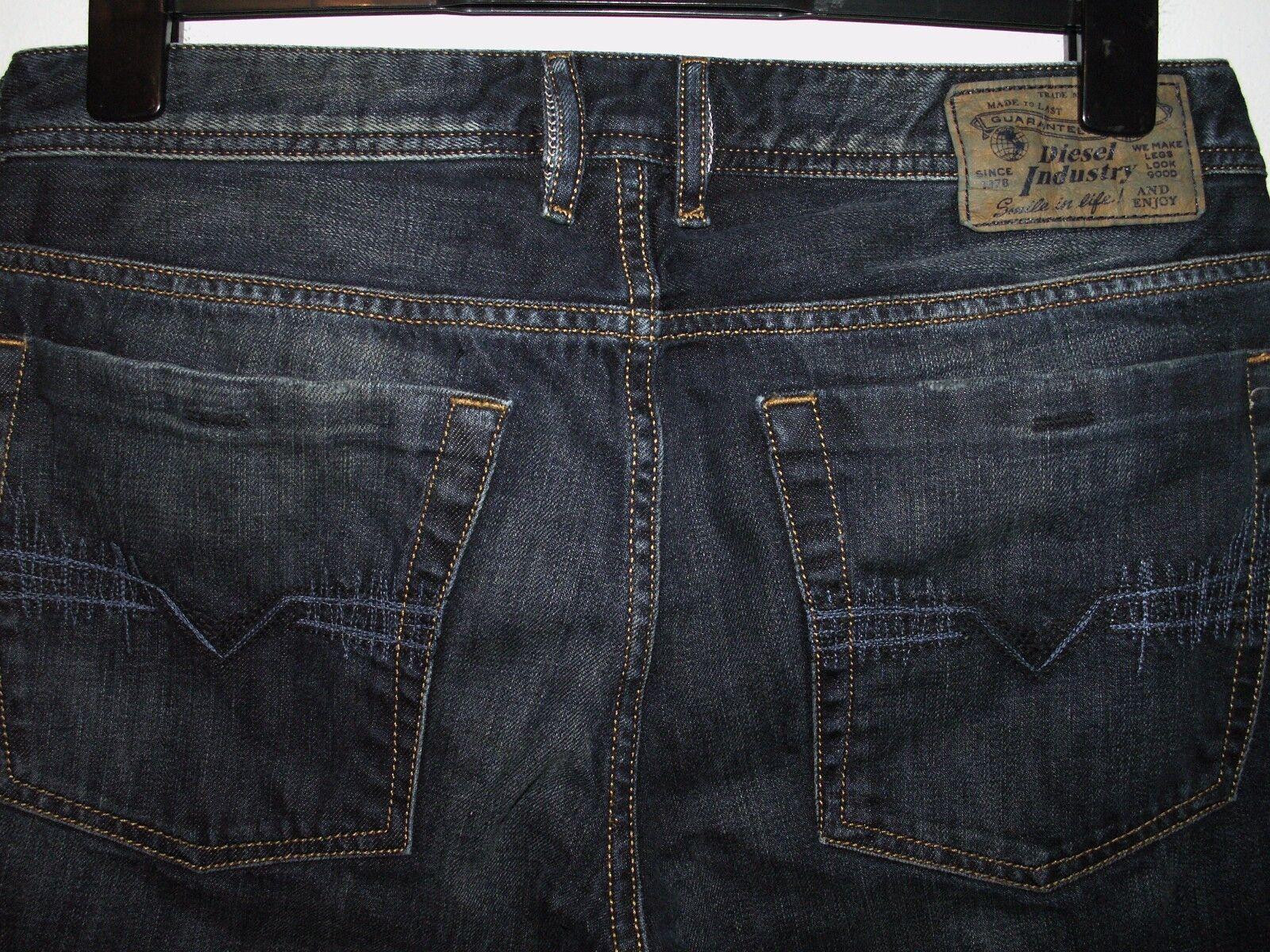 Diesel zatiny Stiefelcut jeans wash 0074C W32 L30 (a3132)  | Gutes Design  | Überlegene Qualität  | Langfristiger Ruf