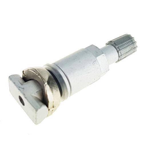 4x Sensore di pressione pneumatici stelo della valvola Kit di riparazione TPMS Vauxhall Insignia Astra Corsa