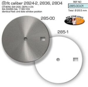 BLANK-DIAL-FOR-MOVEMENT-ETA-2824-2-or-SW-200-28-5MM-WHITE-or-SILVER-SUNBRUSH