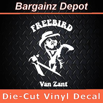 Lynyrd Skynyrd Vinyl Decal for laptop windows wall car boat a