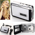 Cassette Tape to USB PC MP3 Converter Adapter Audio Capture Music Player Walkman