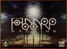 THE HAARP MACHINE Disclosure Ltd Ed New Poster +FREE Metal/Rock Poster!