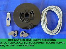 Suffolk Punch/Atco Tirar Arranque Kit De Reparación Polea, Trinquetes, Cable, Activador
