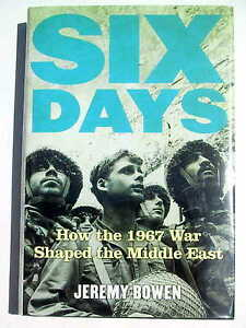 Details about Six Days - How 1967 War Shaped the Middle East (Israel)
