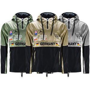962d72a16 Image is loading New-Men-Windbreaker-Jacket-Germany-Exotic-Cars-Racing-