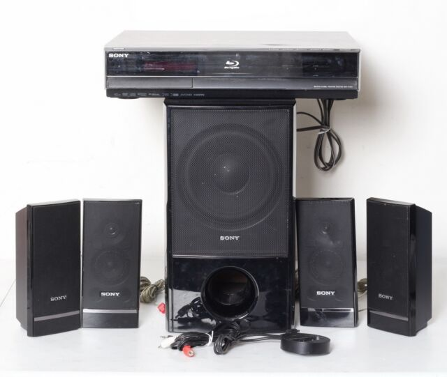sony bdv e300 5 1 channel home theater system ebay