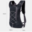 8L MTB Bicycle Cycling Backpack Hydration Pack Hiking Camping Water Bladder Bag