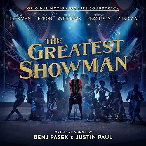 The Greatest Showman CD. Sealed with free delivery.