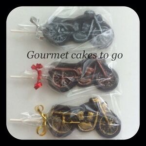 1-2-3-MOTOR-BIKE-CYCLE-HARLEY-DAVIDSON-CHOCOLATE-LOLLY-LOLLIPOPS-PARTY-XMAS-GIFT