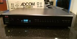 ADCOM GFT-555 II Tuner - Works Great