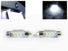No Error Canbus LED License Plate Bulbs for BMW 6418 6411 M3 M5 E46 E36 E90