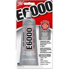 E6000 Huge 3.7 oz 110ml ADHESIVE GLUE JEWELRY Huge Big BOOKING CRAFT Big Glue
