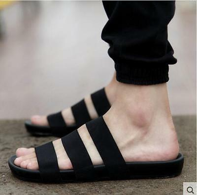 Men's Breathable Casual Running Sports Flats Slipper Sandals Sneakers Shoes A-79