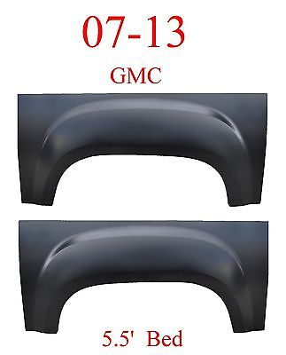 """Upper Wheel Arch Panel for 5.5/"""" Bed for 07-13 GMC Sierra-RIGHT"""