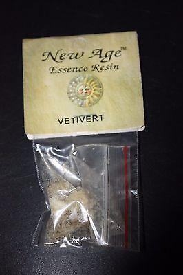 Vetivert Resin 5 gram pack