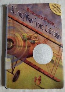 A-Long-Way-from-Chicago-By-Richard-Peck-Newbery-Honor-Book