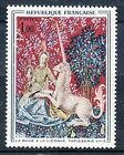 STAMP / TIMBRE FRANCE NEUF LUXE ** N° 1425 ** TABLEAU LA DAME A LA LICORNE