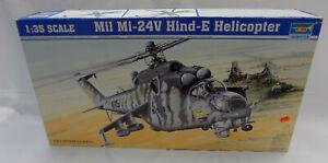 Trumpeter 05103 1//35 Mi-24V Hind-E