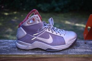 new arrival b29cd 8d89a Image is loading 2008-Nike-Zoom-Hyperdunk-Aston-Martin-size-9-