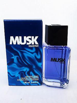Musk Marine Eau De Toilette Spray