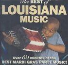 Best Of Louisiana Music 0011661850828 CD
