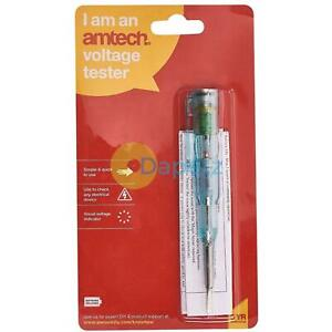 Amtech-Voltage-Testeur-AC-Polarite-Continu-Carreaux-Micro-Ondes-Fuites-Maison