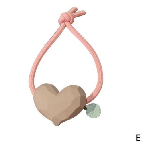 Mädchen Haargummis süße schöne Haarschmuck elastische Haarband Ornament