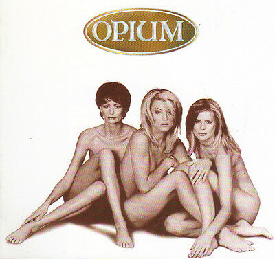 Opium - Opium (CD) new°