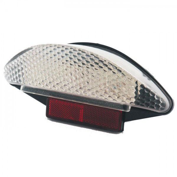 LED-Rücklicht-Superbike, BMW F/G650/F800/R1200GS, Streuglas, mit KZ-Beleuchtung,